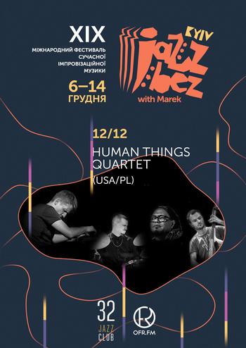 Human Things Quartet (USA-PL)