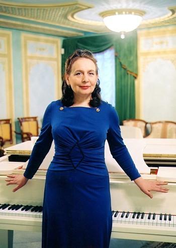 Людмила Марцевич (фортепіано)