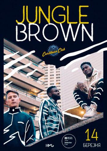 Jungle Brown