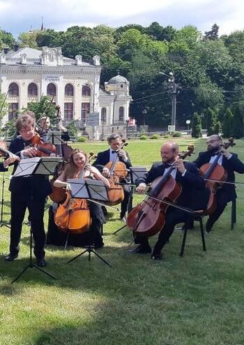 Гайдн, Моцарт - Ансамбль Київські солісти