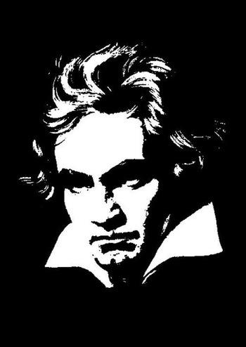 Л. В. Бетховен. Людмила Марцевич (фортепіано)