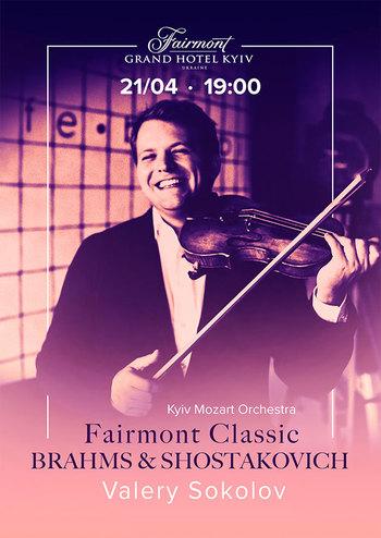 Fairmont Classic - Brahms & Shostakovich