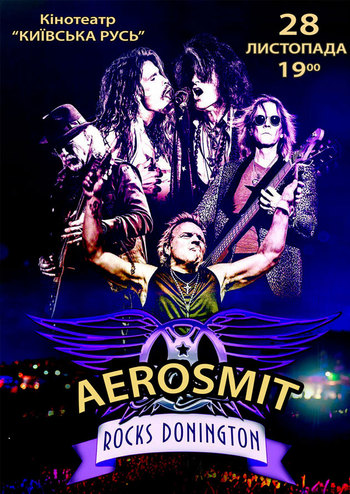 Aerosmith Rocks Donington (фильм-концерт)