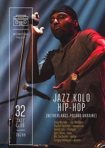 Jazz Kolo Hip-Hop feat. Andu Ninvalle