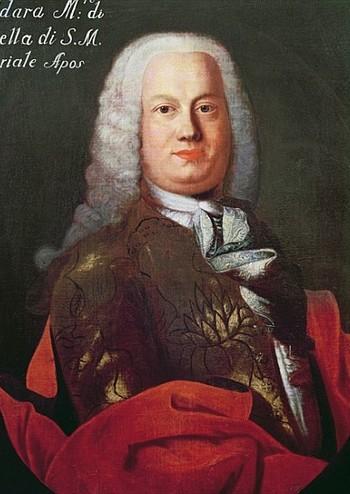 Перлини бароко - Антоніо Кальдара