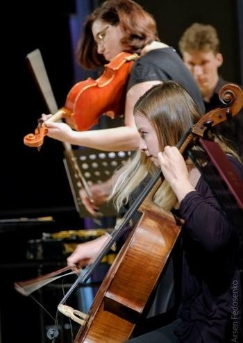 Бетховен, Брамс. Київський камерний оркестр