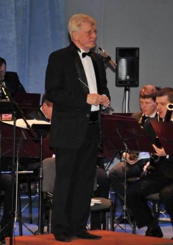 Нац. духовий оркестр України, соліст - Ярослав Міклухо