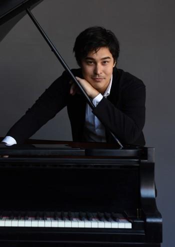 Відкриття сезону. Крістофер Парк (фортепіано) Німеччина