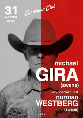 Michael Gira (Swans)