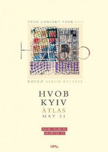 HVOB Concert tour Rocco