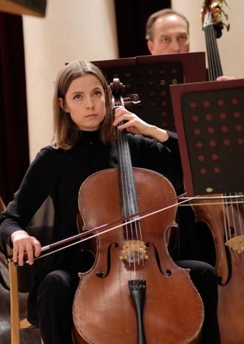 В. А. Моцарт, Ф. Шуберт. Київський камерний оркестр