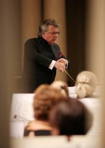 Бетховен, Чайковський, Моцарт. Симфонічний оркестр НФУ
