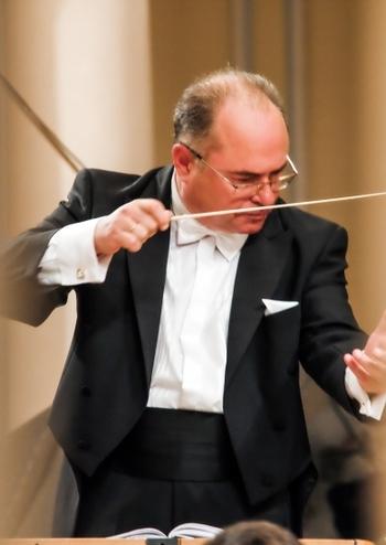 В. А. Моцарт. Симфонічний оркестр НФУ