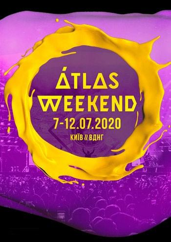 Atlas Weekend 2020, 12 июля