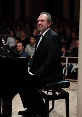 Олександр Саратський. Ювілейний авторський концерт