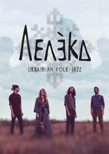 Leleka. Фолк джаз бенд