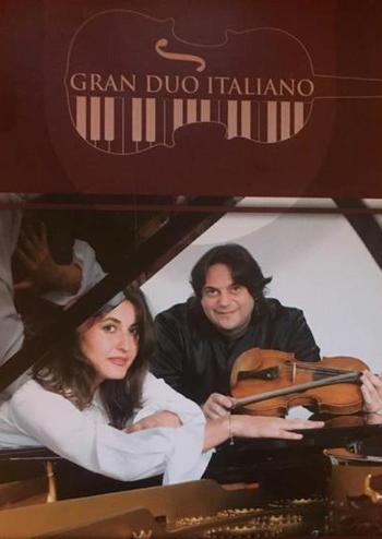 Абонемент №6. Gran Duo Italiano (Італія)