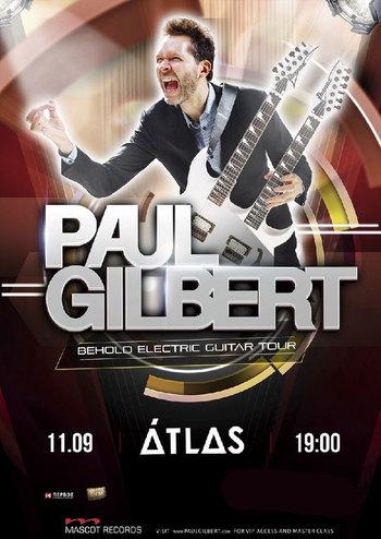 Paul Gilbert