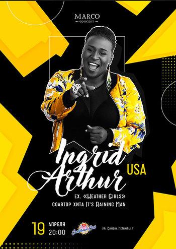 Ingrid Arthur (USA)