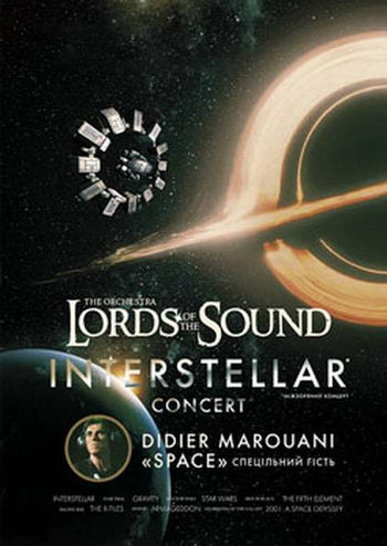 Lords of the Sound «Interstellar Concert». Didier Marouani (Space)