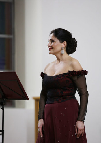 Ольга Чубарева (сопрано)