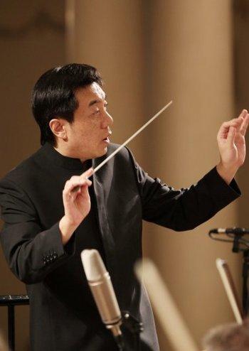 Нац.симф. оркестр України, диригент – Фан Тао (Китай)