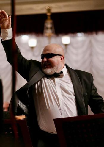 Блискучий музичний гумор. Національний духовий оркестр України