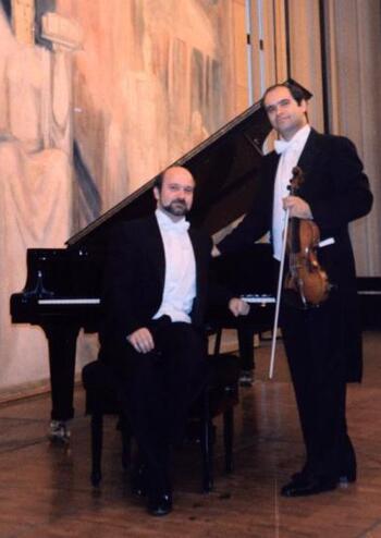 Duo Terlizzi (Італія) - Чарівність і Пристрасть