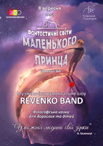 Музыкально-инструментальное шоу