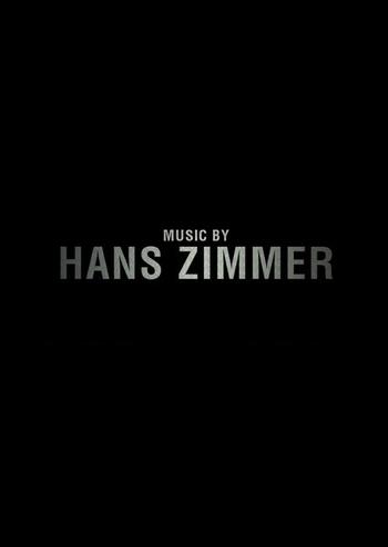 Музика Ганса Ціммера. Найкраще