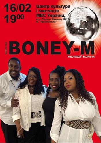 Boney M Melodies