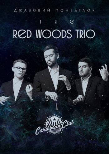 Джазовий понеділок. The Red Woods Trio