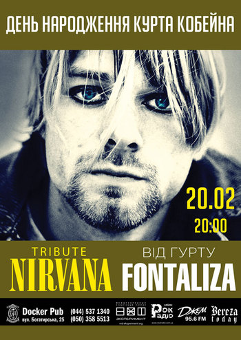 Fontaliza tribute «Nirvana»
