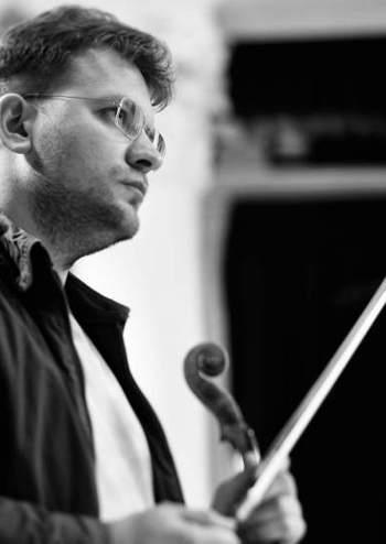 Валерій Соколов (скрипка). Камерний оркестр - Віталій Протасов
