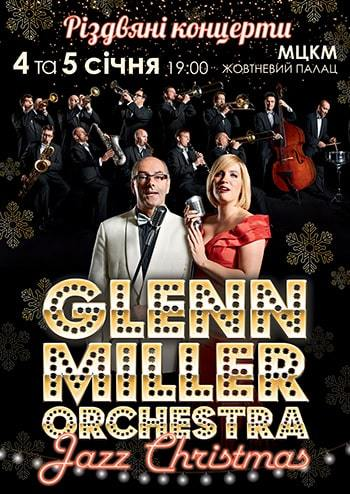 Jazz Christmas. Glenn Miller Orchestra