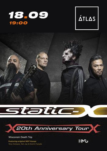Static X