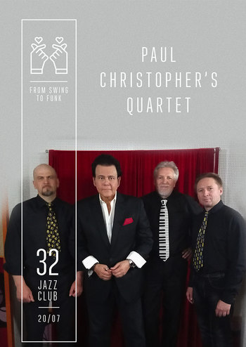 Paul Christopher's Quartet - From Swing to Funk