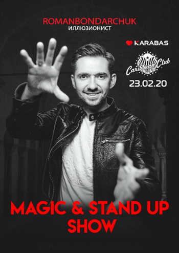 Magic and Stand Up Show
