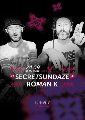 Secretsundayze (UK), Roman K