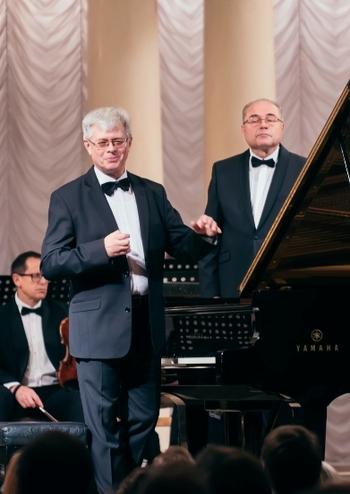 Всі фортепіанні концерти Моцарта. Соліст - Юрій Кот