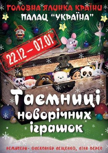 Тайны новогодних игрушек