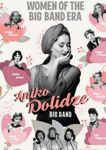 Aniko Dolidze Big Band
