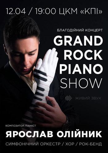 Grand Rock Piano Show
