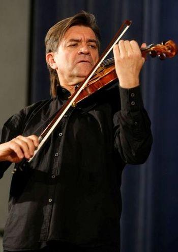 Галерея скрипкових геніїв - Кирило Стеценко (скрипка)