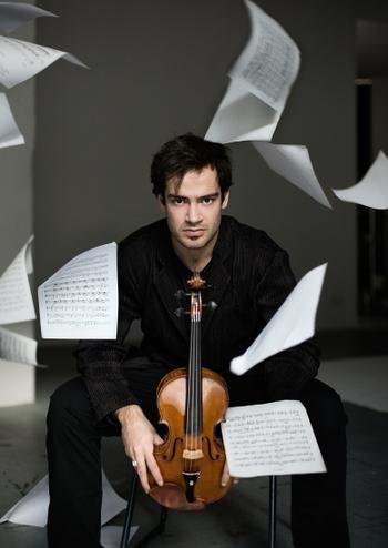 Абонемент №10: П. Чайковський, Л. Бетховен. Марк Бушков (скрипка) Бельгія