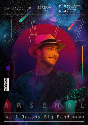 Jazz Arsenal - Will Jacobs Big Band